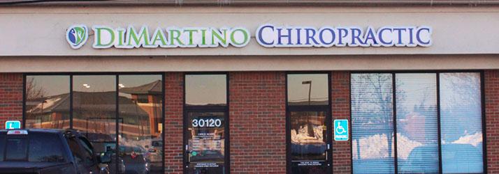 Chiropractic Chesterfield MI DiMartino Chiropractic Contact Us