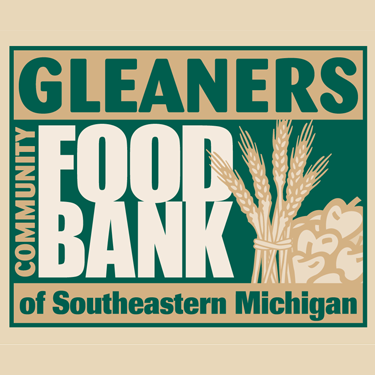 Chiropractic Chesterfield MI Gleaner Food Bank Logo